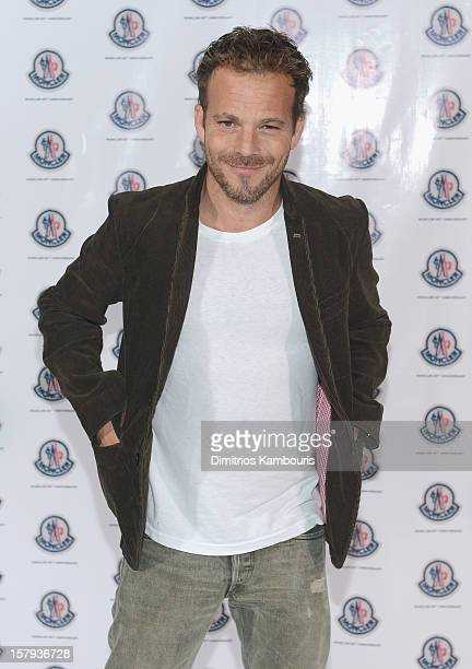 Actor Stephen Dorff attends a private dinner celebrating Remo Ruffini and Moncler's 60th Anniversary during Art Basel Miami Beach on December 7 2012...