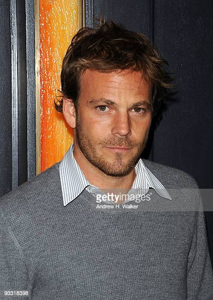 Actor Stephen Dorff attends the after party for The Cinema Society Details and DKNY screening of Brothers at Abe Arthur's on November 22 2009 in New...