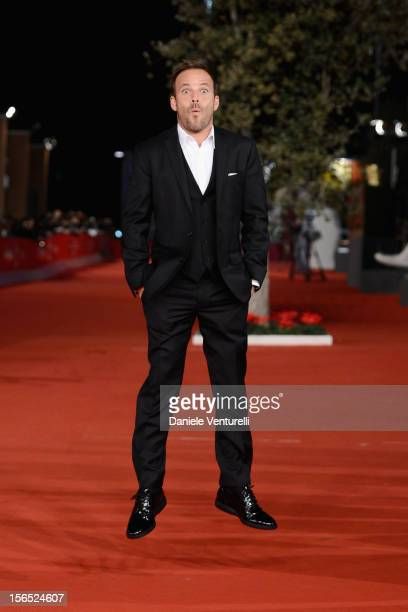 Actor Stephen Dorff attends 'The Motel Life' Premiere during the 7th Rome Film Festival at the Auditorium Parco Della Musica on November 16, 2012 in...