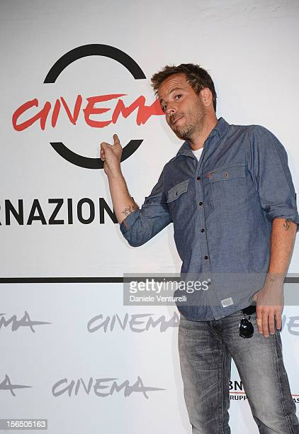 Actor Stephen Dorff attends the 'The Motel Life' Photocall during the 7th Rome Film Festival at Auditorium Parco Della Musica on November 16, 2012 in...
