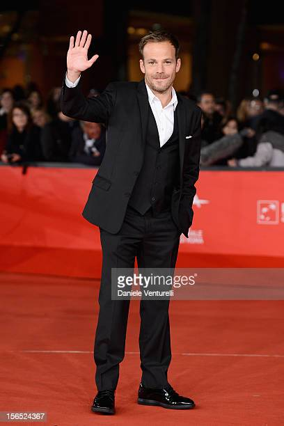 Actor Stephen Dorff attends the 'The Motel Life' Premiere during the 7th Rome Film Festival at Auditorium Parco Della Musica on November 16, 2012 in...