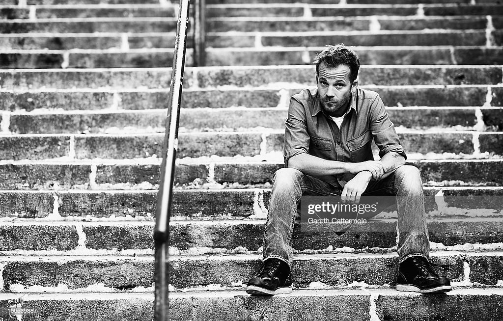 Actor Stephen Dorff during 'The Motel Life' portrait session at the 7th Rome Film Festival on November 16, 2012 in Rome, Italy.