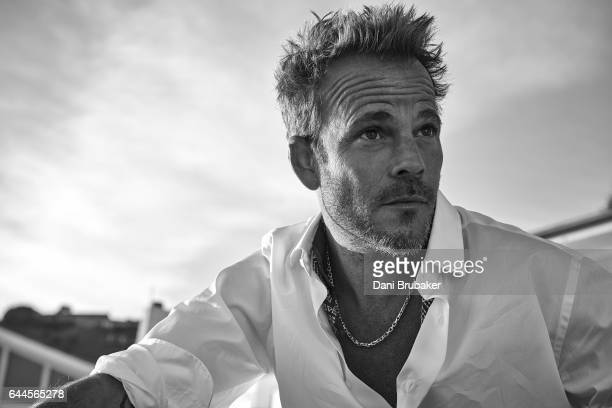 Actor Stephen Dorff is photographed for Flaunt Magazine on November 22 2016 in Los Angeles California