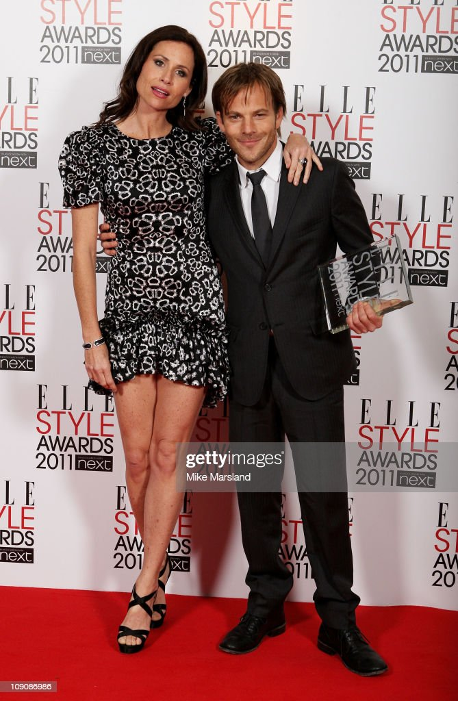 ELLE Style Awards 2011 - Press Room