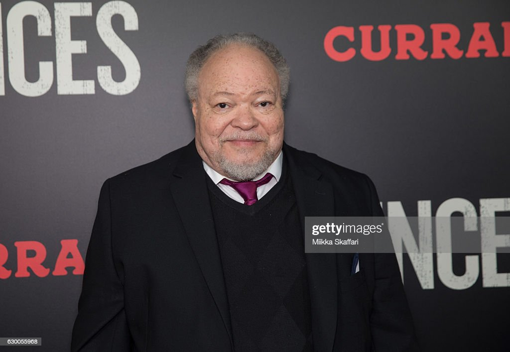 Actor Stephen Henderson arrives at the Premiere of 'Fences' at Curran Theatre on December 15, 2016 in San Francisco, California.