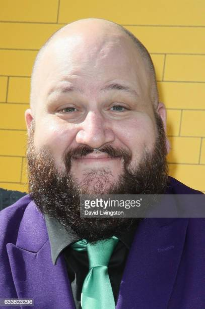 Actor Stephen Kramer Glickman attends the Premiere of Warner Bros Pictures' 'The LEGO Batman Movie' at the Regency Village Theatre on February 4 2017...