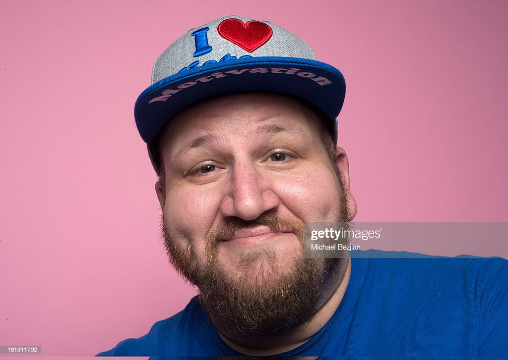 Actor Stephen Kramer Glickman poses for a portrait at Mark Kearney Group - 'Iced Out' Luxury Emmy Suite on September 19, 2013 in Los Angeles, California.