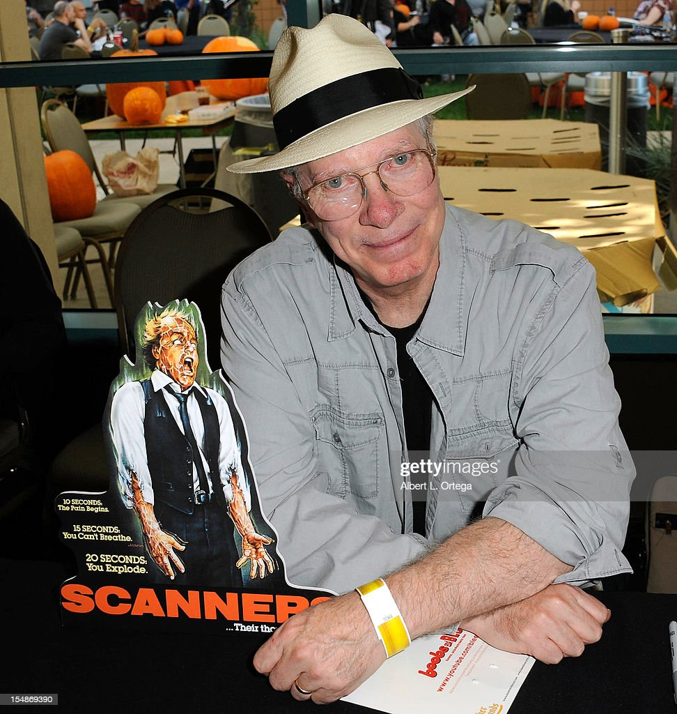 Actor Stephen Lack attends Son Of Monsterpalooza held at Burbank Marriott Airport Hotel & Convention Center on October 27, 2012 in Burbank, California.