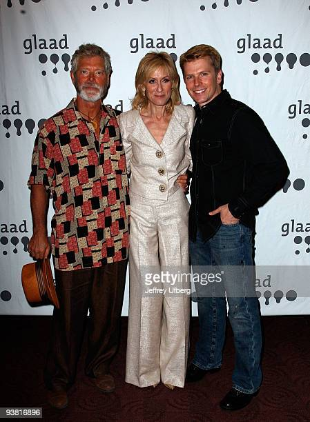 Actor Stephen Lang Actress Judith Light and Director Robert Cary at the premiere of Save Me at the Clearview Chelsea Cinema on September 3 2008 in...
