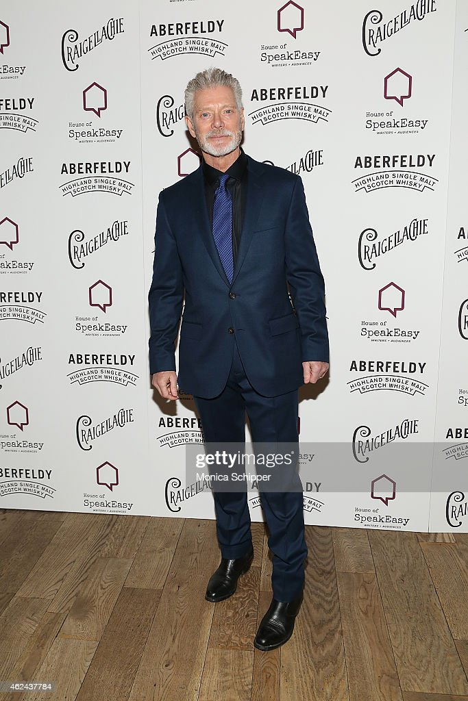 Actor Stephen Lang attends the 2015 House Of SpeakEasy Gala at City Winery on January 28, 2015 in New York City.