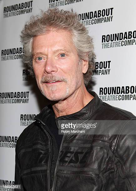 Actor Stephen Lang attends the 'The Mystery Of Edwin Drood' Broadway Opening Night at Roundabout Theatre Company's Studio 54 on November 13 2012 in...