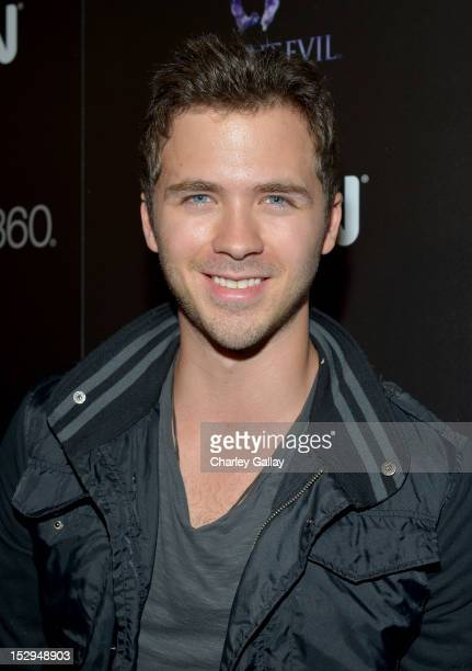 Actor Stephen Lunsford attends IGN and Capcom's party celebrating the launch of Resident Evil 6 at Lure on September 28 2012 in Hollywood California