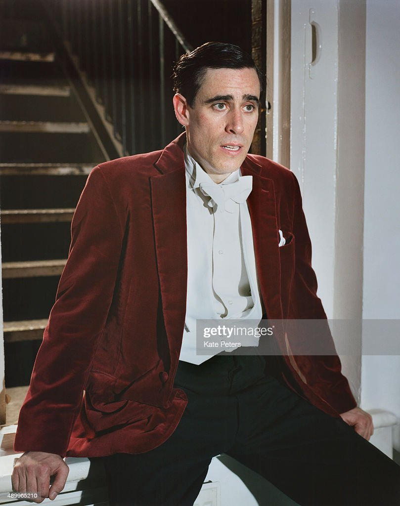 Actor Stephen Mangan is photographed for the Guardian on June 5, 2014 in London, England.