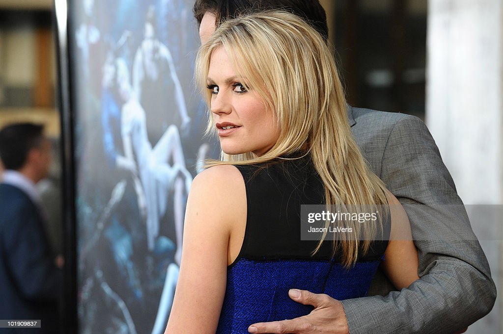 "HBO's Series ""True Blood"" 3rd Season Los Angeles Premiere - Arrivals"
