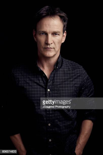 Actor Stephen Moyer is photographed for The Wrap on June 1 2017 in Los Angeles California