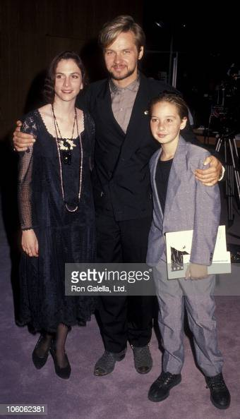 Actor Stephen Nichols Wife Lisa Nichols And Daughter Attend Sixth Foto Di Attualita Getty Images