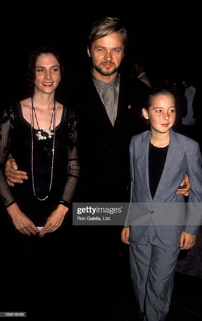 Actor Stephen Nichols Wife Lisa Nichols And Daughter Attend Sixth News Photo Getty Images