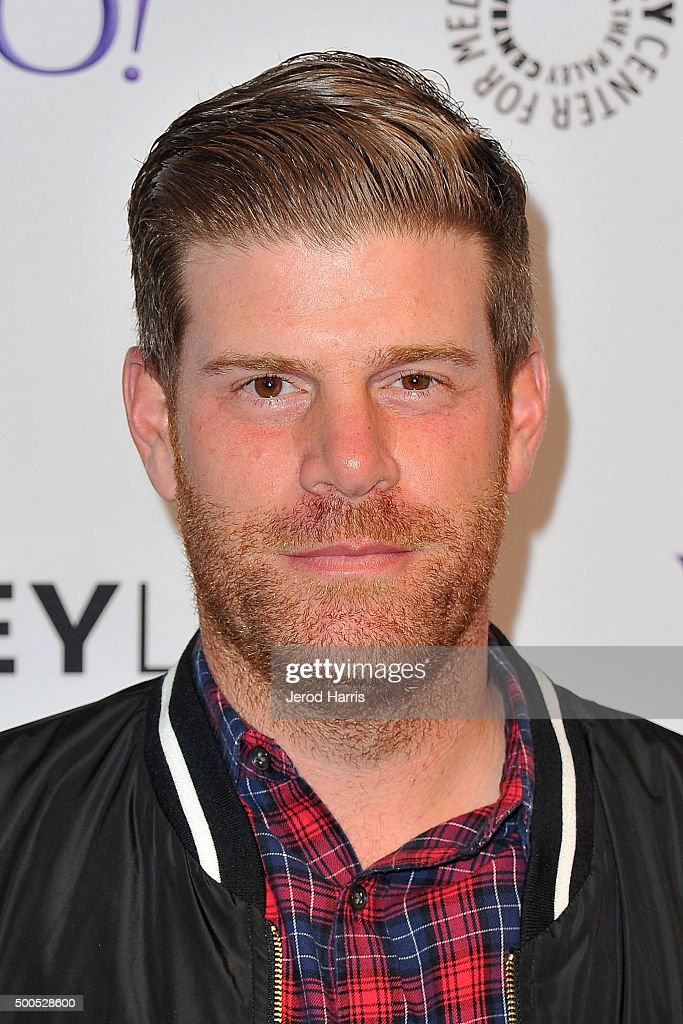 Actor Stephen Rannazzisi arrives at PaleyLive