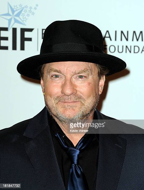 Actor Stephen Root arrives at the 23rd Annual Simply Shakespeare Benefit reading of The Two Gentleman of Verona at The Broad Stage on September 25...