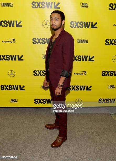 Actor Stephen Ruffin attends the premiere of 'Summer '03' during SXSW at Stateside Theatre on March 10 2018 in Austin Texas