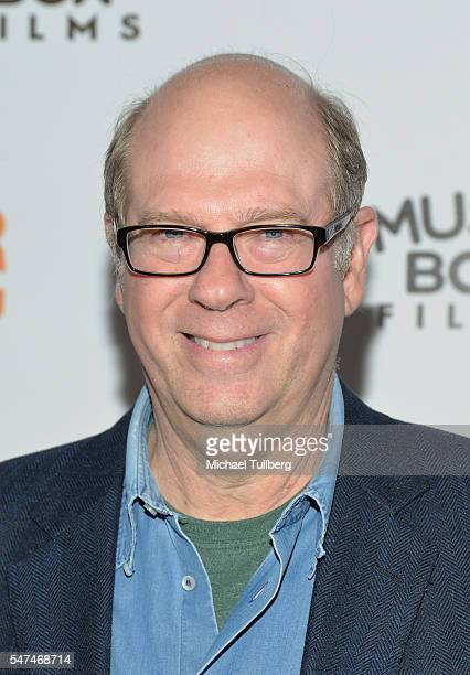 """Actor Stephen Tobolowsky attends the premiere of Music Box Films' """"Norman Lear: Just Another Version Of You"""" at The WGA Theater on July 14, 2016 in..."""