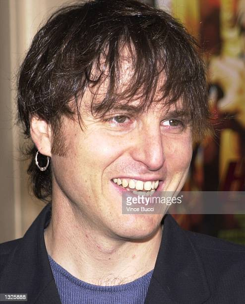 Actor Stephen Trask attends the premiere of the film Hedwig and the Angry Inch on opening night of Outfest 2001 during the 19th Annual Gay and...