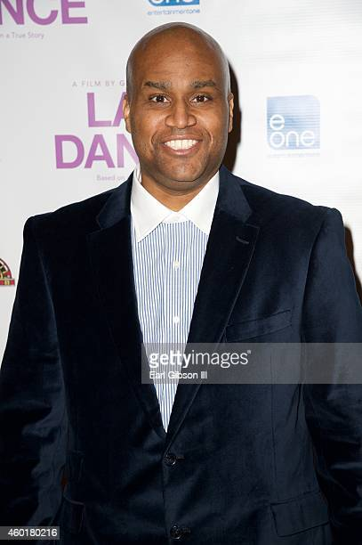 Actor Stephon Davis attends the Los Angeles Premiere of the film Lap Dance at ArcLight Cinemas on December 8 2014 in Hollywood California