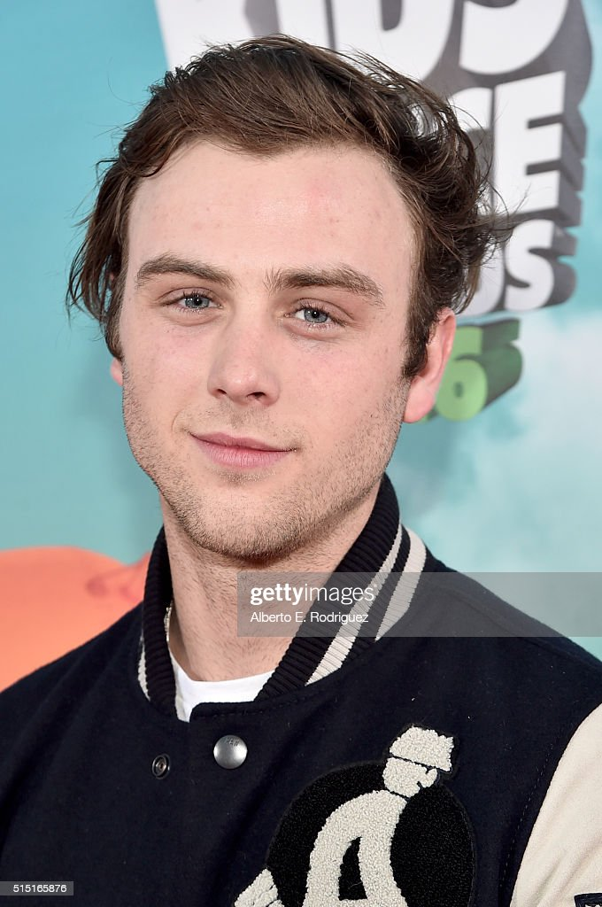 Actor Sterling Beaumon attends Nickelodeon's 2016 Kids' Choice Awards at The Forum on March 12, 2016 in Inglewood, California.