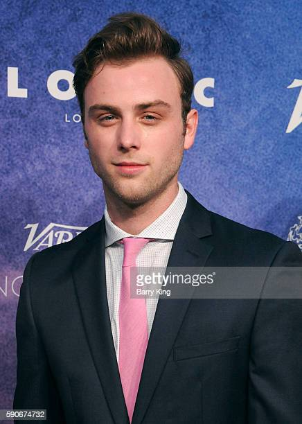 Actor Sterling Beaumon attends Variety's Power of Young Hollywood event, presented by Pixhug, with Platinum Sponsor Vince Camuto at NeueHouse...