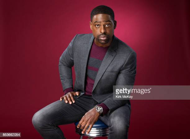 Actor Sterling K Brown is photographed for Los Angeles Times on August 11 2017 in Los Angeles California PUBLISHED IMAGE CREDIT MUST READ Kirk...