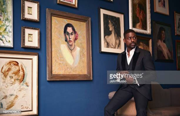 Actor Sterling K Brown is photographed for Nobelman magazine on May 18 2018 in Los Angeles California