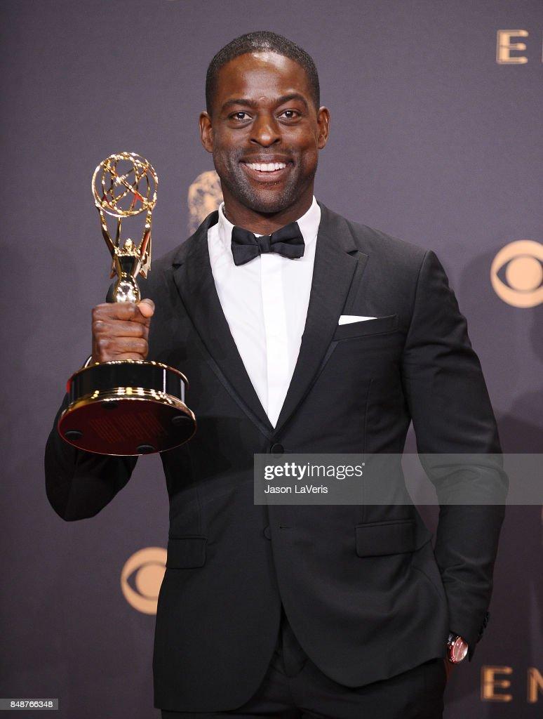 69th Annual Primetime Emmy Awards - Press Room
