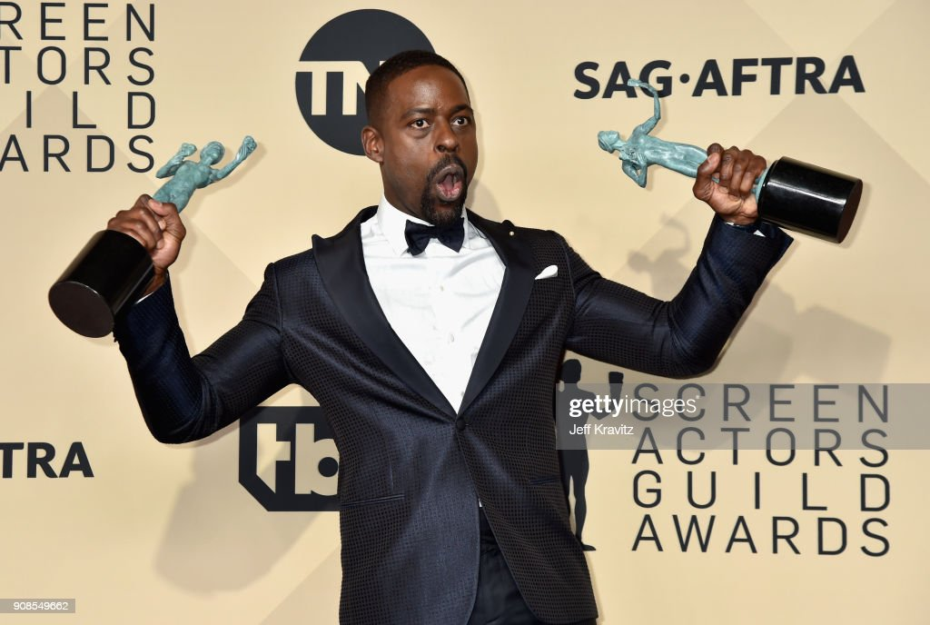Winners of the 24th Annual Screen Actors Guild Awards