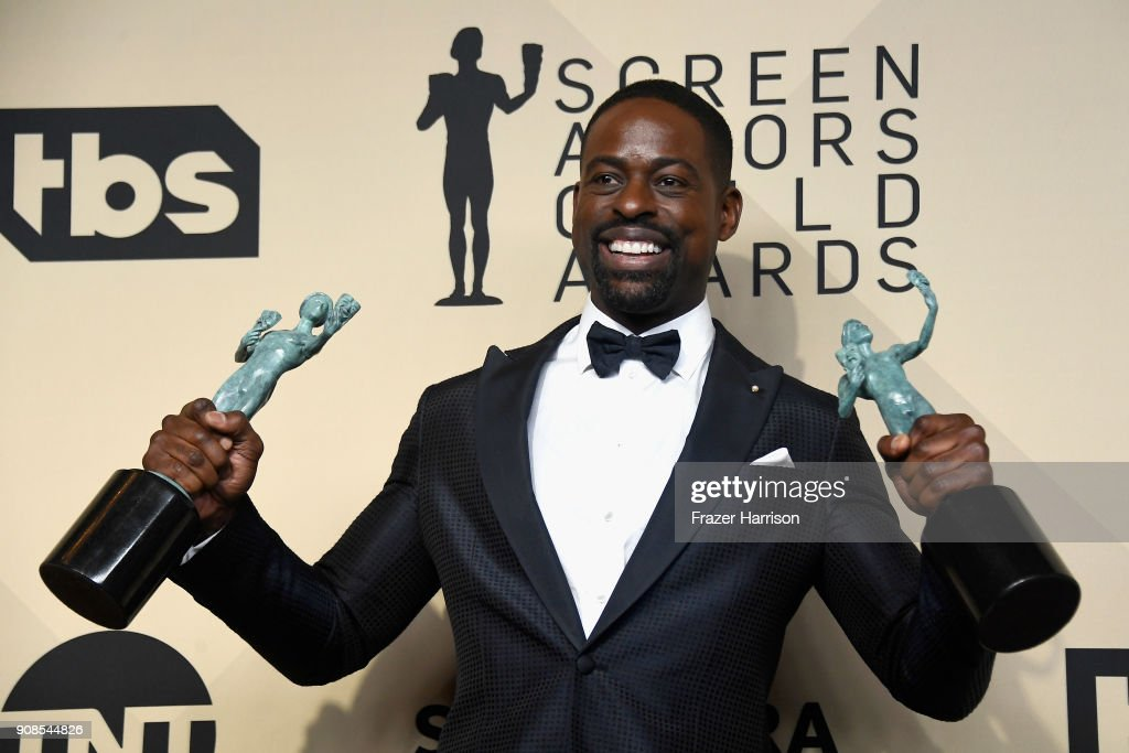 24th Annual Screen Actors Guild Awards - Press Room