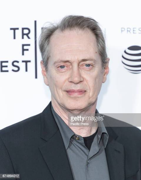 Actor Steve Buscemi attends 25th Anniversary Retrospective Screening of Reservoir Dogs at The 2017 Tribeca Film Festival at Beacon Theatre Manhattan