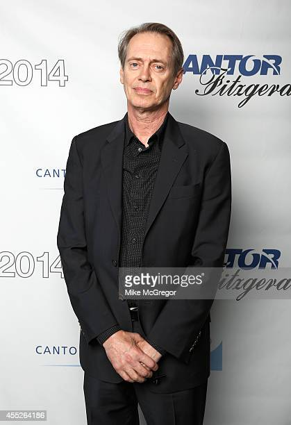 Actor Steve Buscemi attends Annual Charity Day Hosted By Cantor Fitzgerald And BGC at Cantor Fitzgerald on September 11 2014 in New York City