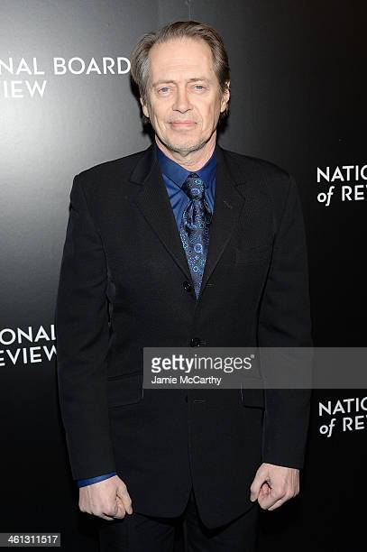 Actor Steve Buscemi attends the 2014 National Board Of Review Awards Gala at Cipriani 42nd Street on January 7 2014 in New York City