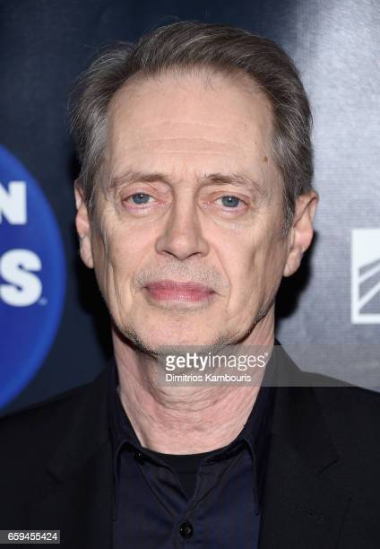 Actor Steve Buscemi attends the 2017 Garden Of Laughs Comedy Benefit at The Theater at Madison Square Garden on March 28 2017 in New York City