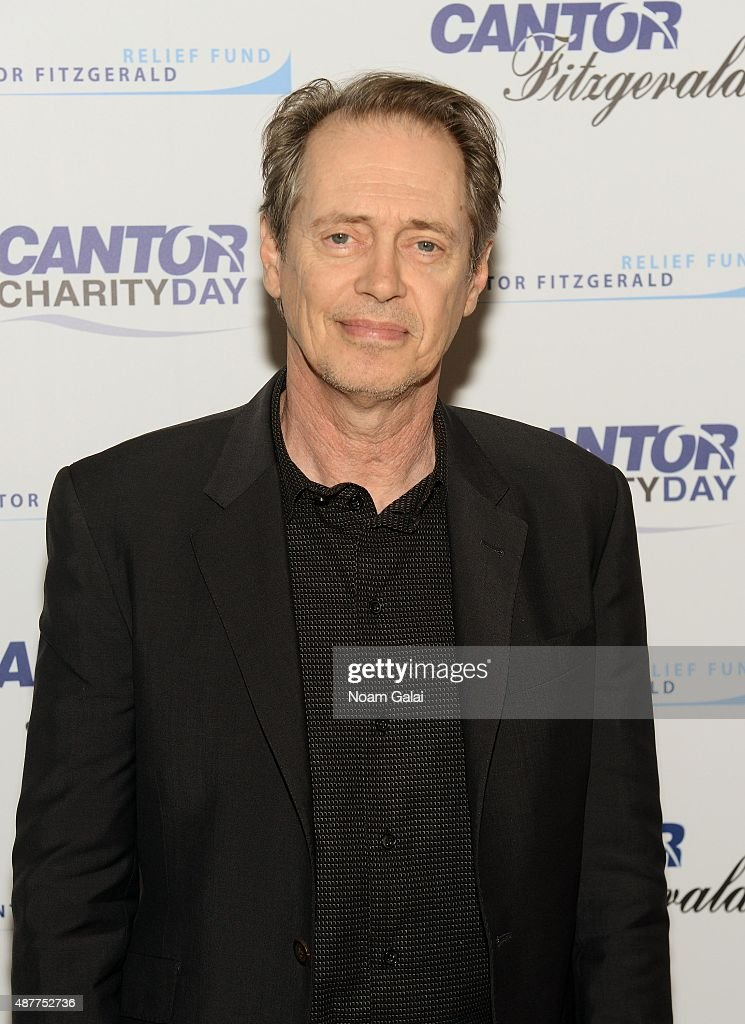 Annual Charity Day Hosted By Cantor Fitzgerald And BGC - Cantor Fitzgerald Office - Arrivals : News Photo