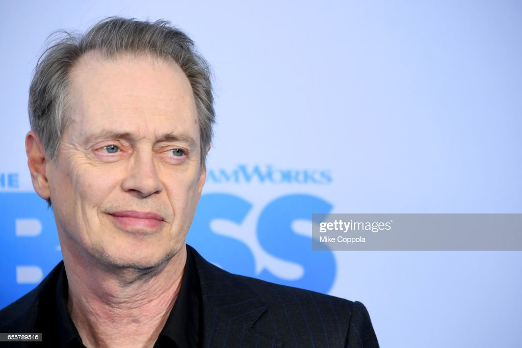 Actor Steve Buscemi attends 'The Boss Baby' New York Premiere at AMC Loews Lincoln Square 13 theater on March 20, 2017 in New York City.