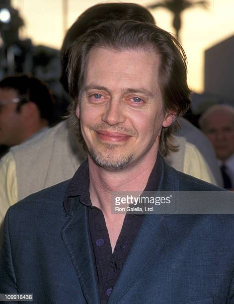 Actor Steve Buscemi attends the premiere party for Con Air on June 2 1997 at the Hard Rock Hotel and Casino in Las Vegas Nevada