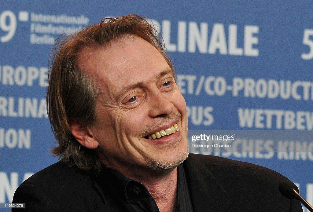 "The 59th Berlin International Film Festival - ""Rage"" - Press Conference : News Photo"