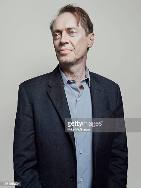 Actor Steve Buscemi is photographed for Self Assignment on September 11 2012 in New York City