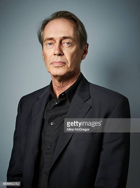 Actor Steve Buscemi is photographed Self Assignment on September 11 2014 in New York City