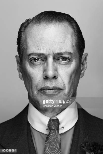 Actor Steve Buscemi photographed for Time Magazine NY on November 26 in New York City