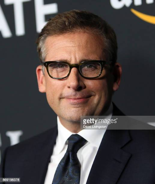 Actor Steve Carell attends the premiere of Amazon's 'Last Flag Flying' at the DGA Theater on November 1 2017 in Los Angeles California