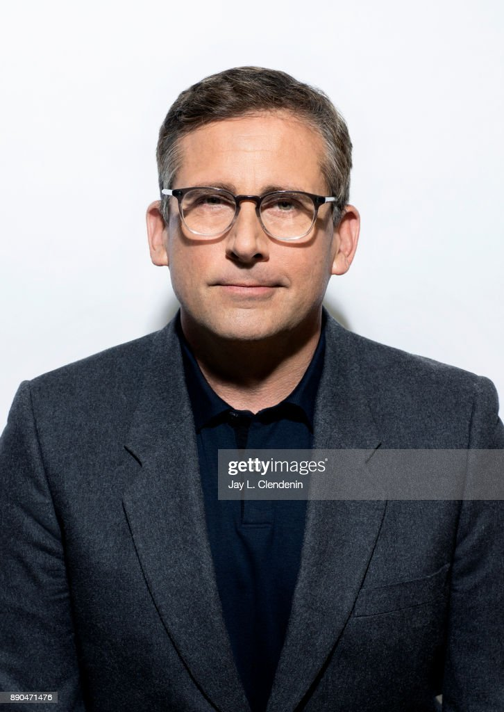 Steve Carell, Los Angeles Times, November 30, 2017
