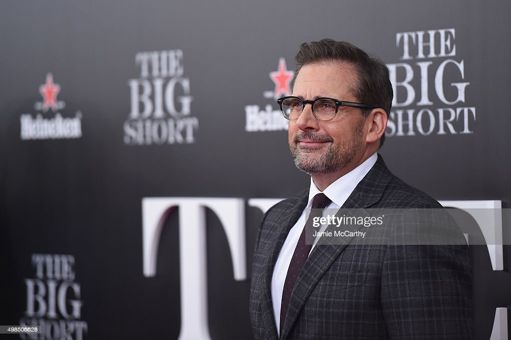 """The Big Short"" New York Premiere - Inside Arrivals"