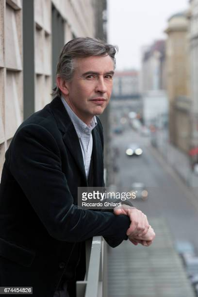 Actor Steve Coogan is photographed on February 11 2017 in Berlin Germany