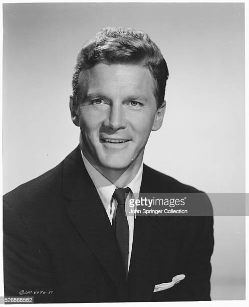 Actor Steve Forrest